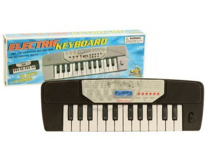 Dětské piánko 28cm 14 kláves