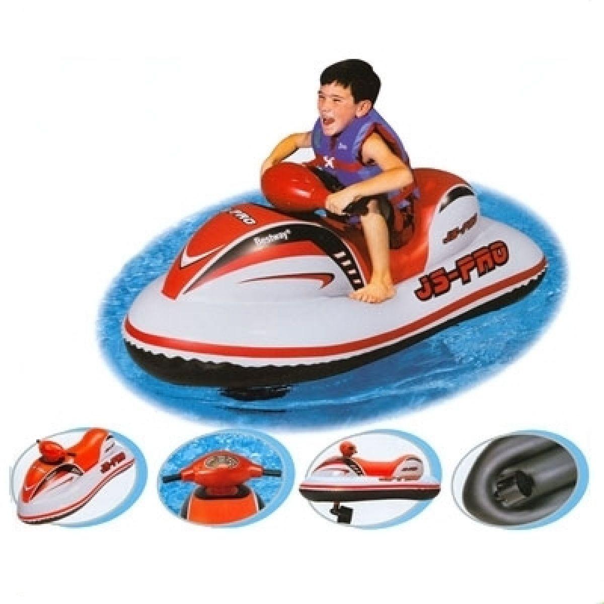 Dětský vodní skútr s motorem