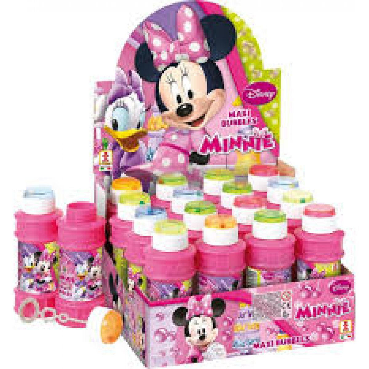 Dulcop Disney Bublifuk 175ml Minnie