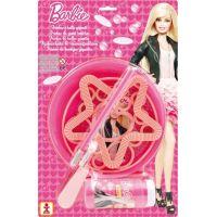 Dulcop Výroba bublin Barbie a frisbee