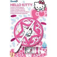 Dulcop Výroba bublin Hello Kitty a frisbee