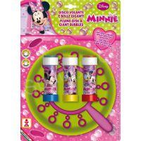 Dulcop Disney Výroba bublin s diskem Minnie