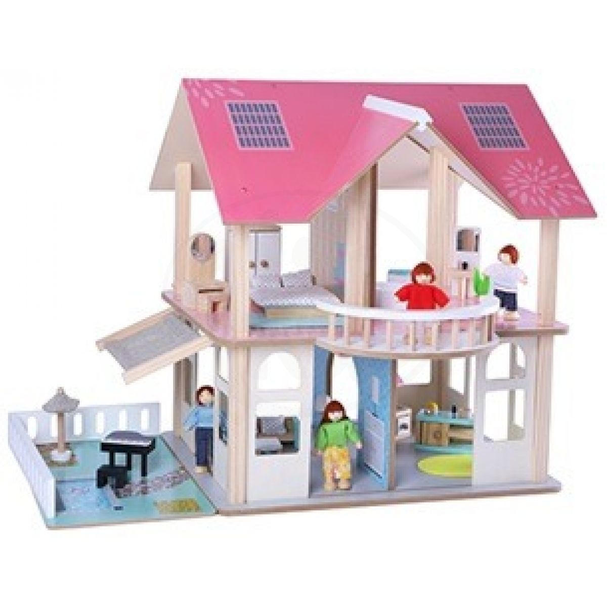 HM Studio Dům pro panenky 31 ks