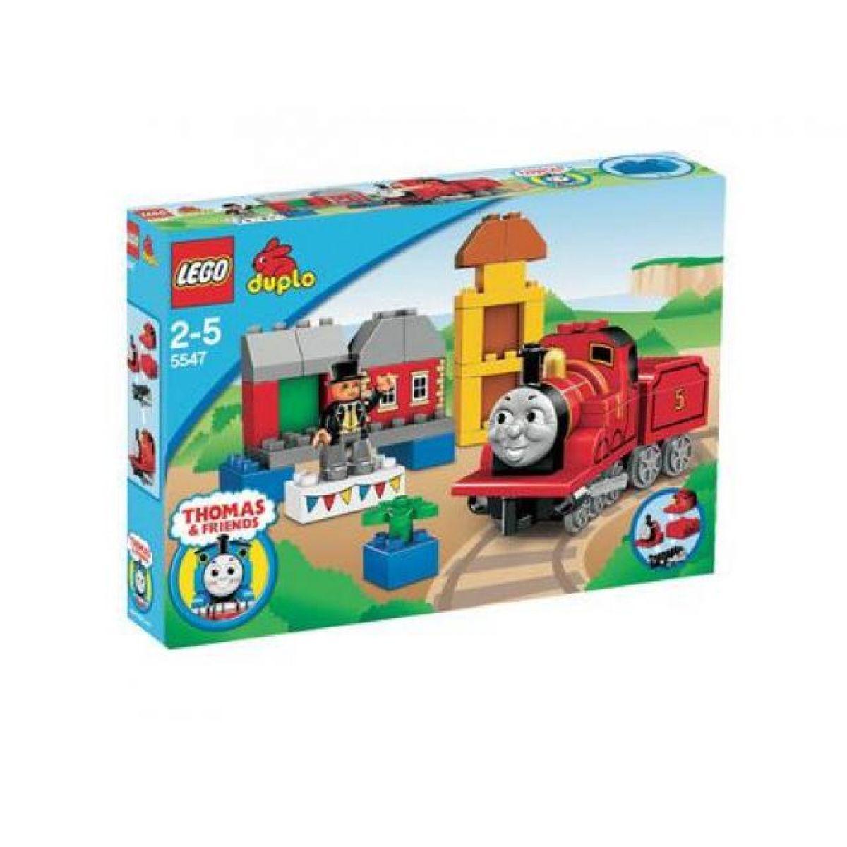 DUPLO Tomáš - James LEGO 5547