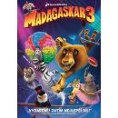 Bontonfilm DVD 3x DVD Madagaskar 1-3 4