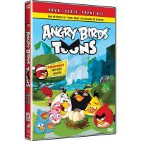 DVD Angry Birds Toons