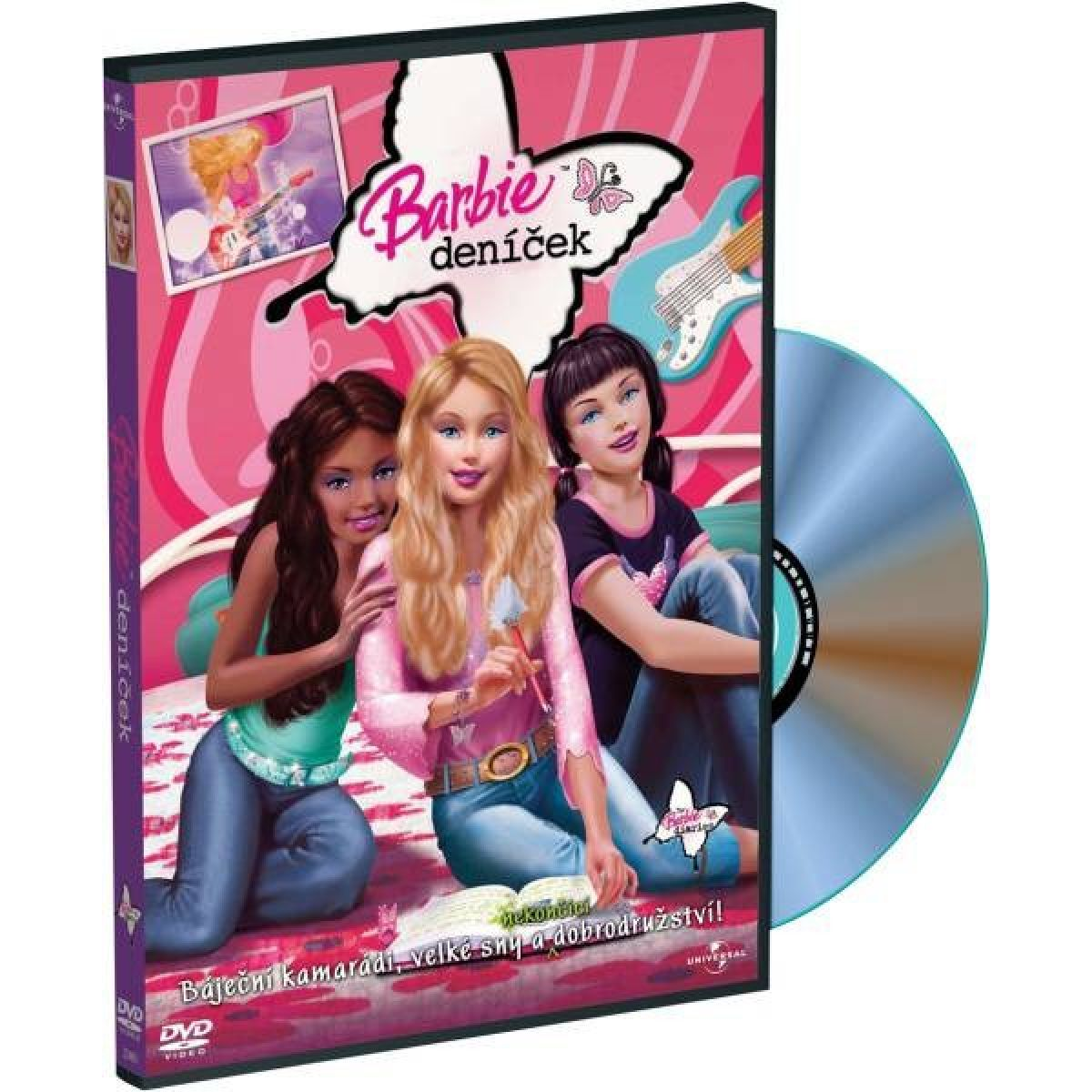 DVD Barbie Deníček