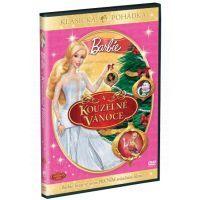 Barbie Kouzelné Vánoce DVD