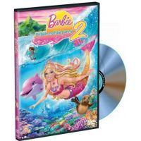 DVD Barbie Příběh mořské panny 2
