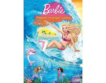 DVD Barbie Příběh mořské panny