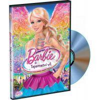 DVD Barbie Tajemství víl