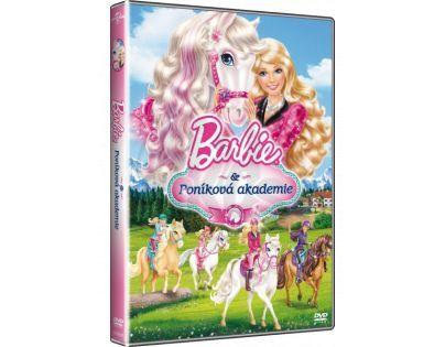 DVD Barbie a Poníková akademie