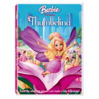 Barbie Thumbelina DVD 2013