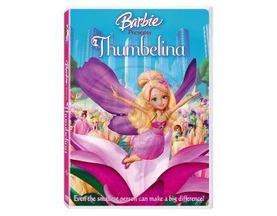 Barbie Thumbelina DVD 2013