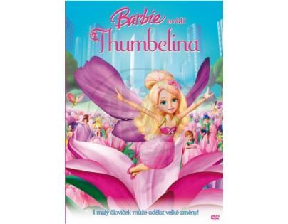 Barbie Thumbelina DVD
