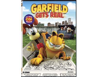 Garfield šokuje DVD
