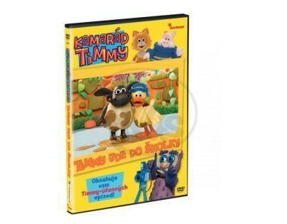 Kamarád Timmy D8021 - DVD Timmy jde do školky
