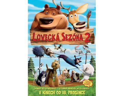 Lovecká sezóna 2 DVD