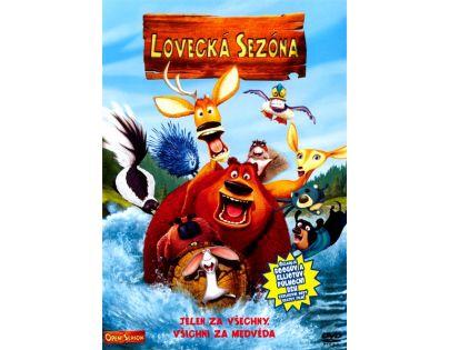 Lovecká sezóna  DVD