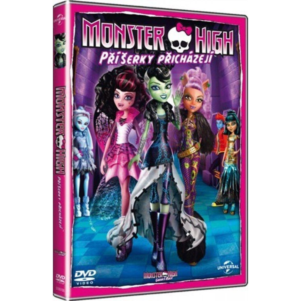 Monster High Příšerky přicházejí