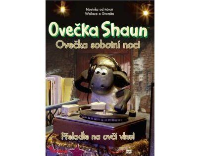 Ovečka Shaun D8003 - DVD Shaun 3 Ovečka sobotní noci