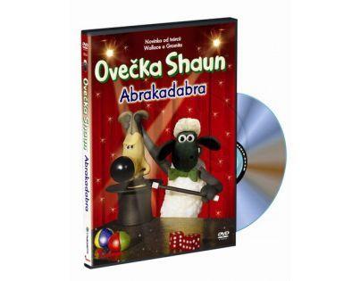 Ovečka Shaun D8004 - DVD Shaun 4 Abrakadabra