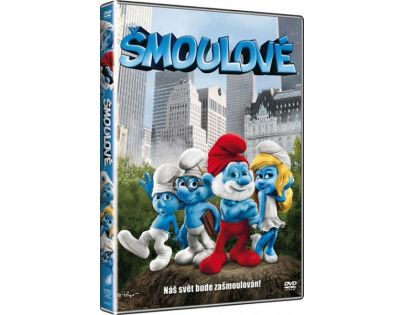 Šmoulové film DVD