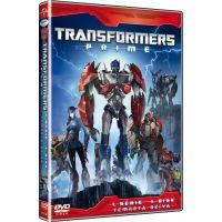 DVD Transformers Prime 1. série 1. disk
