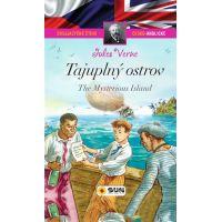 Sun Dvojjazyčné čtení Č-A Tajuplný ostrov
