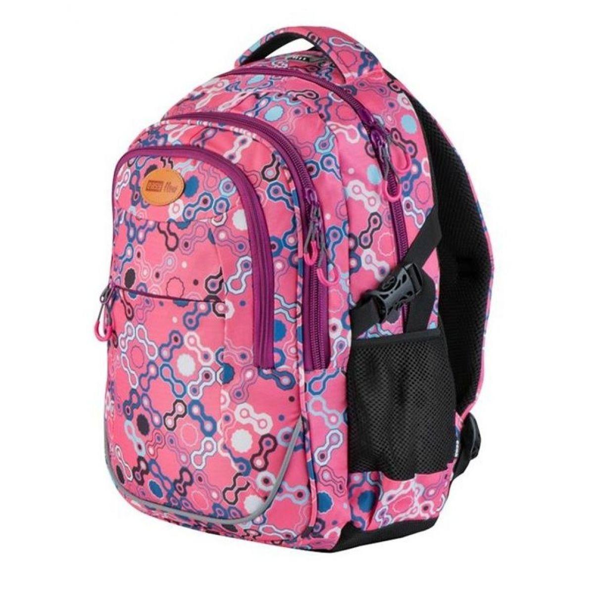 Easy Batoh školní sportovní Pink 1ed4d07d1b