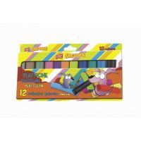 Easy Creative plastelína 12 barev 192 g