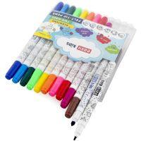 Easy Fixy s vůní oboustranné 12 barev vypratelné