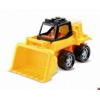 Ecoiffier Abrick Traktor s radlicí 40 cm