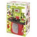 Ecoiffier Dětská kuchyňka s ledničkou 3