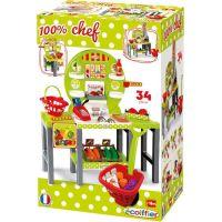 Ecoiffier Obchod ovoce a zelenina 6