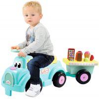Ecoiffier Odrážedlo se zmrzlinářským vozíkem 2