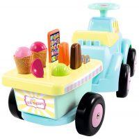 Ecoiffier Odrážedlo se zmrzlinářským vozíkem 3