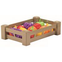 Ecoiffier Přepravka s ovocem nebo zeleninou Ovoce