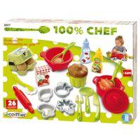 Ecoiffier Velká sada kuchyňského příslušenství 3