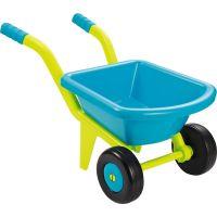 Ecoiffier Zahradní kolečko žluto-modré s 2 kolečky