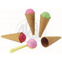 Ecoiffier Zmrzlinový set