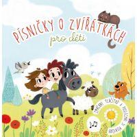 Edika Písničky o zvířátkách pro děti