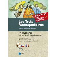 Edika Tři mušketýři Les Trois Mousquetaires