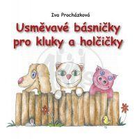 Edika Usměvavé básničky pro kluky a holčičky