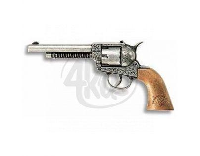 Alltoys 19192 - Westernový revolver Frontier Antik