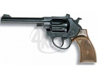 Edison Westernový revolver Laramy kapslíková 20,4 cm