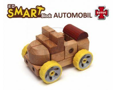 Edtoy Stavebnice SmartBlocks Automobil