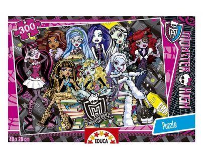 Educa Puzzle Monster High 300 dílků