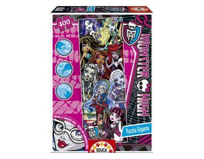 Educa Puzzle Monster High Gigant 400 dílků