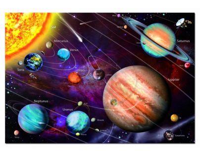 Educa Puzzle Neon Svítící planety 1000 dílků
